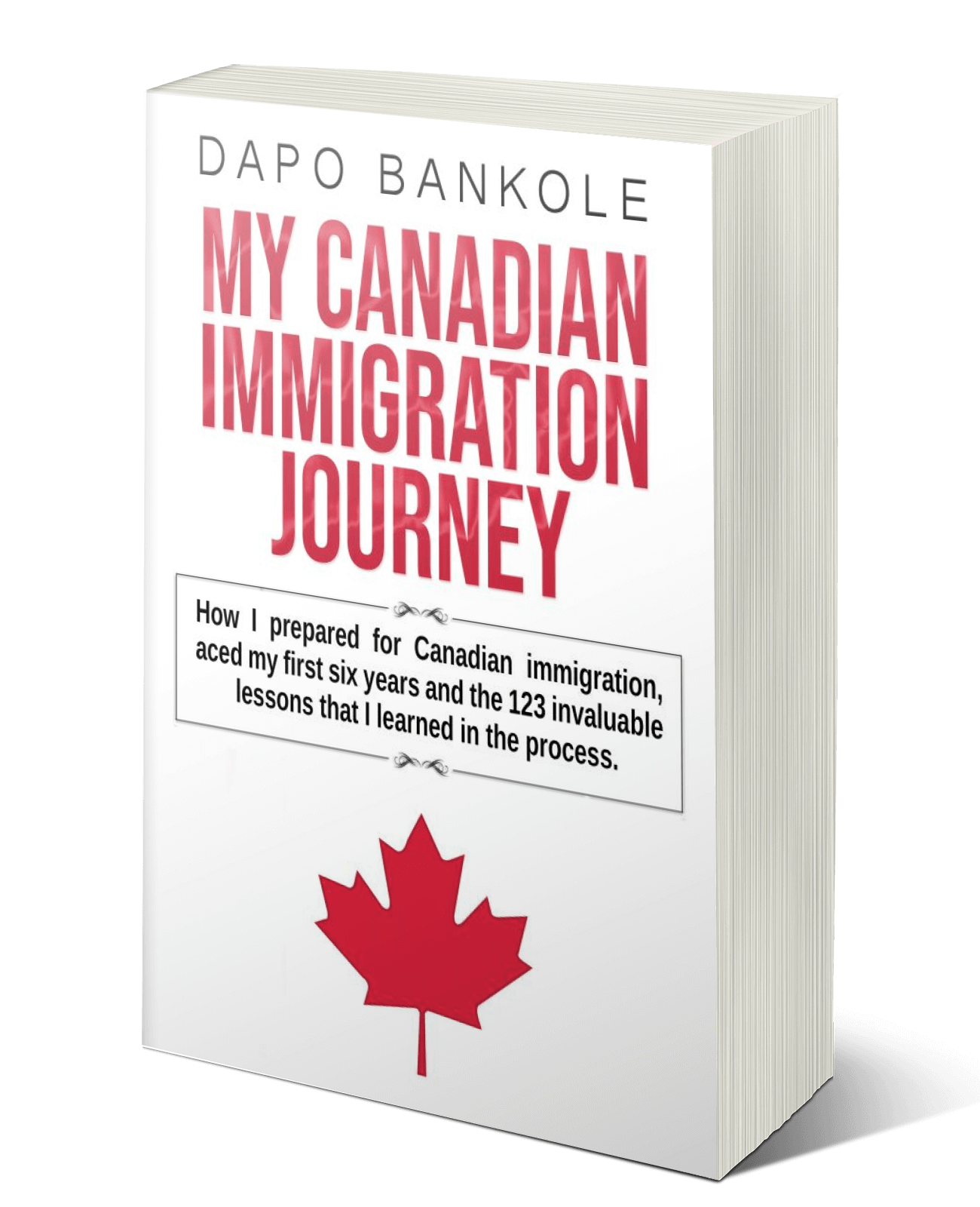 My Canadian Immigration Journey